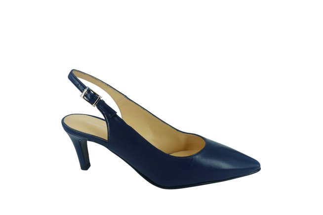 Picture of BZ Sling Back - Navy