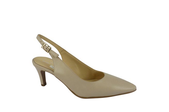 Picture of BZ Sling Back - Nude