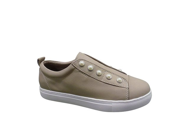 Picture of HINAKO Pearl Sneaker - Taupe
