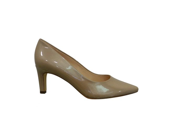 Picture of PETER KAISER High Heel - Nude Patent