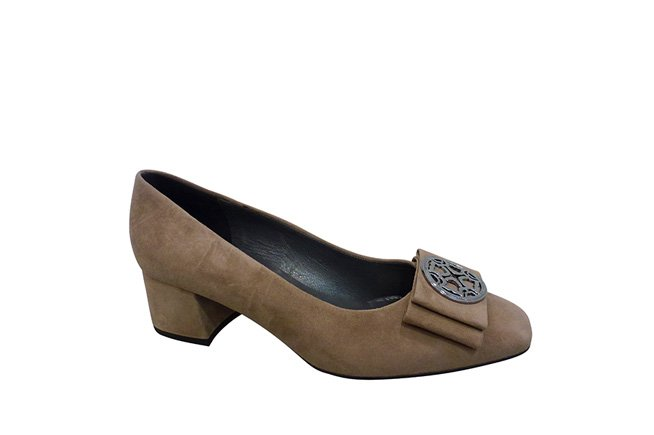 Picture of PETER KAISER Mid Heel - Taupe